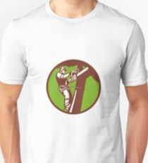 Arborist Tree Surgeon Trimmer Pruner T-Shirt