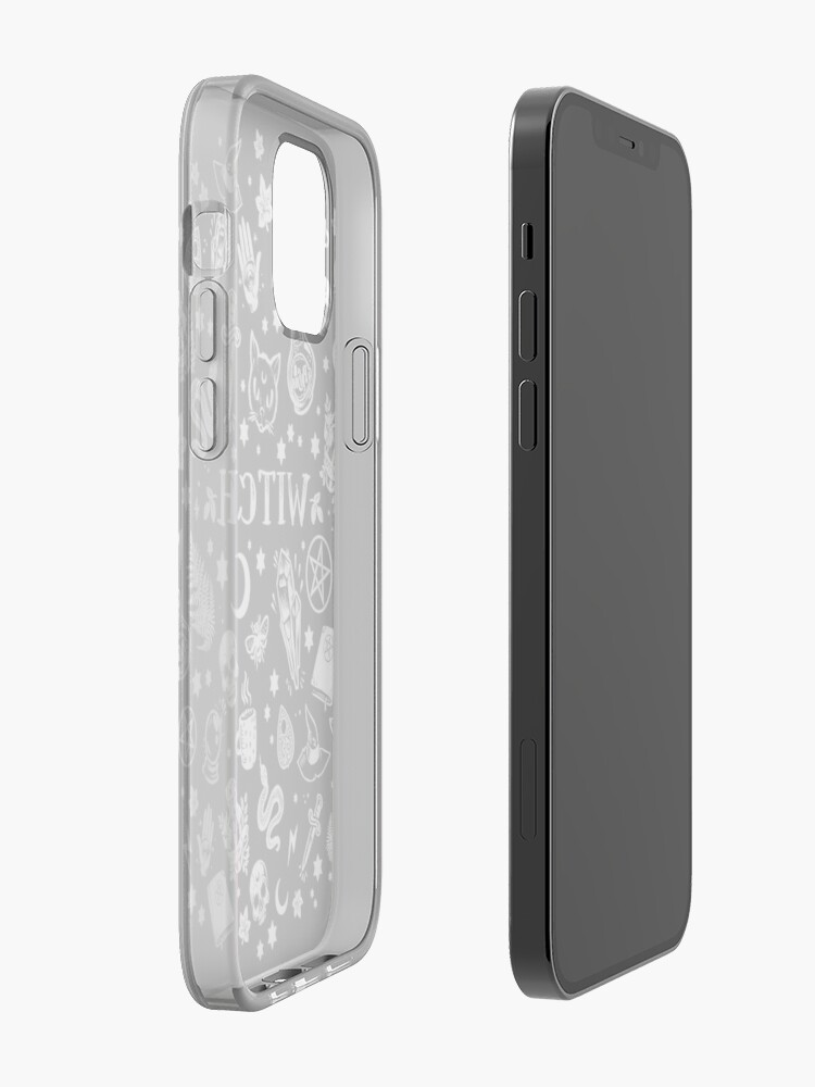 Alternate view of WITCH PATTERN 2 iPhone Case & Cover