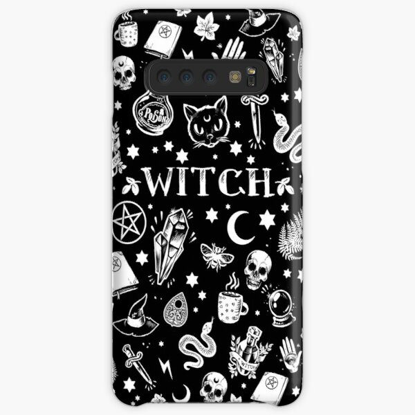 WITCH PATTERN 2 Samsung Galaxy Snap Case