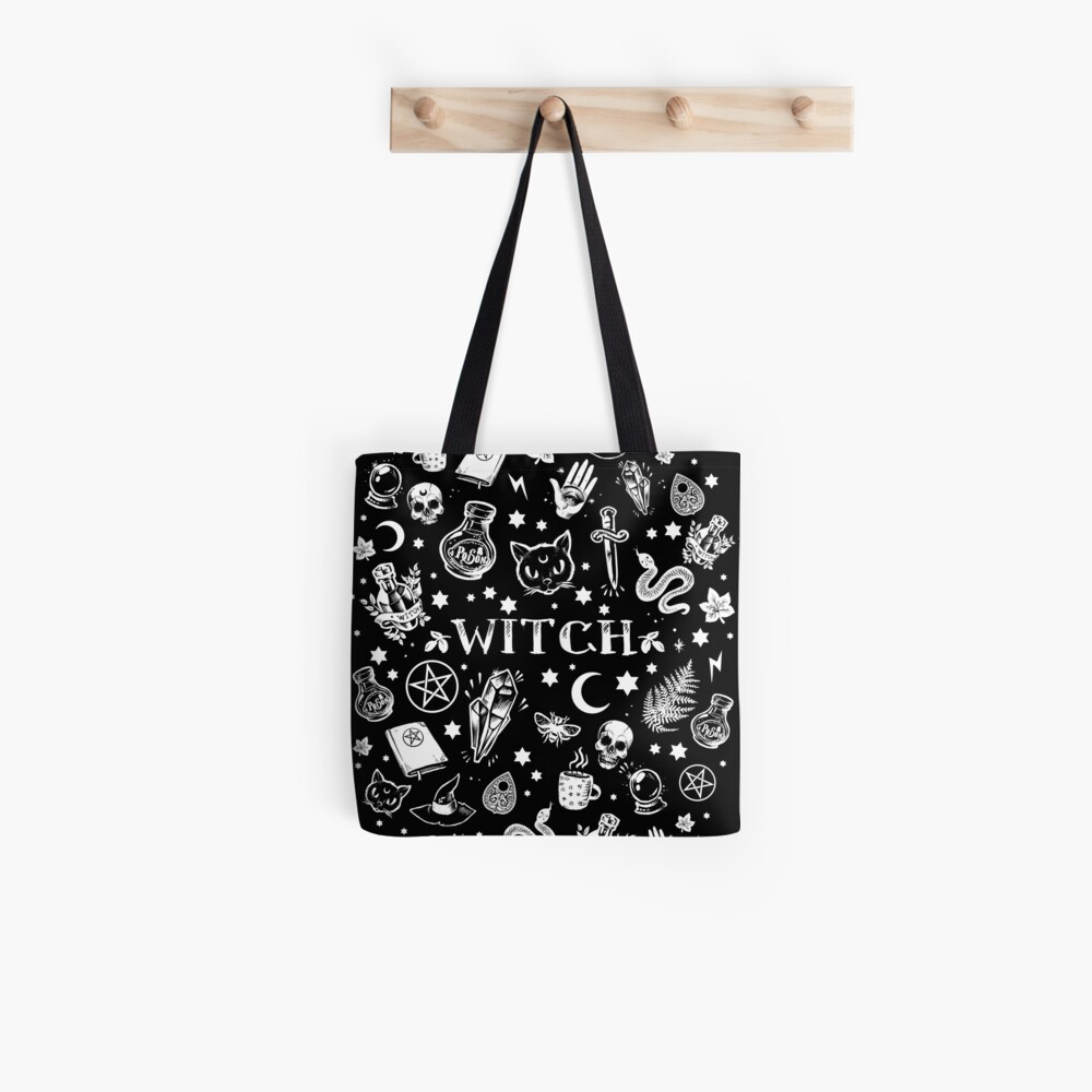 WITCH PATTERN 2 Tote Bag