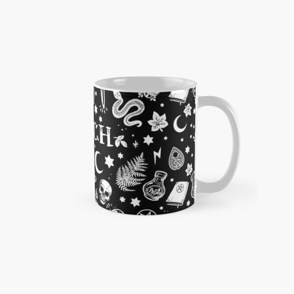 WITCH PATTERN 2 Classic Mug
