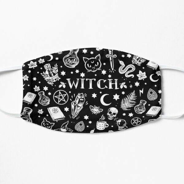 WITCH PATTERN 2 Mask