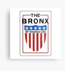 The Bronx All-America City Sign, New York Metal Print