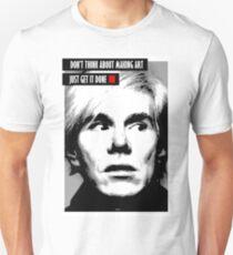 Andy Warhol Unisex T-Shirt