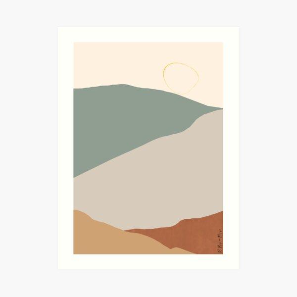 Desert 04 Art Print