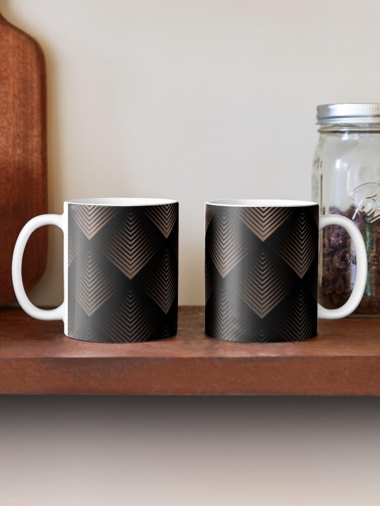 Alternative Ansicht von Schokoladen Bronze Dreiecke Tasse
