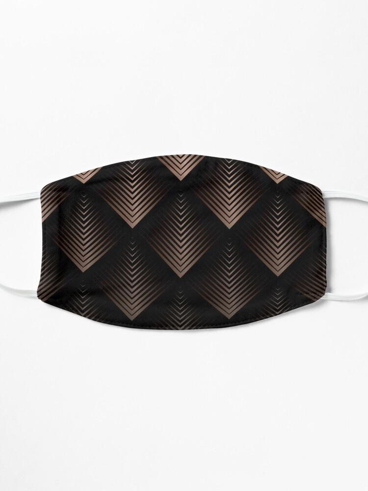 Alternative Ansicht von Schokoladen Bronze Dreiecke Maske