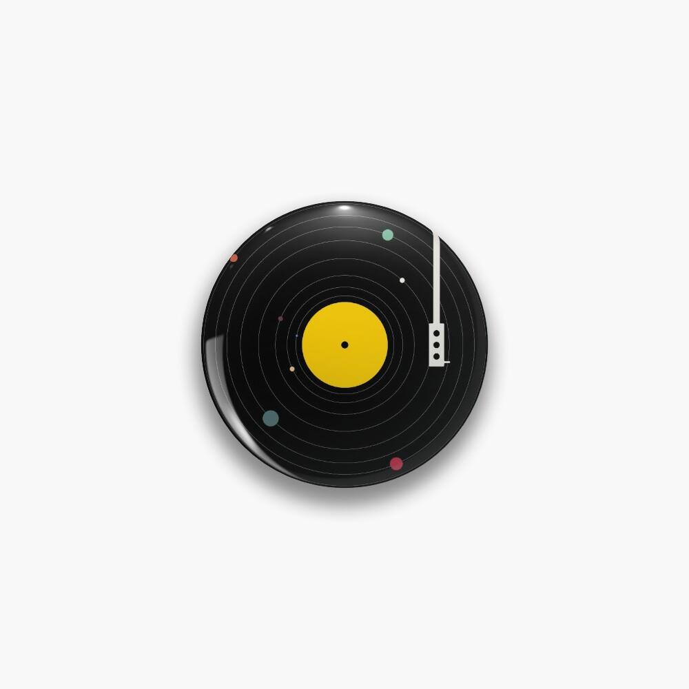 Music Everywhere Pin