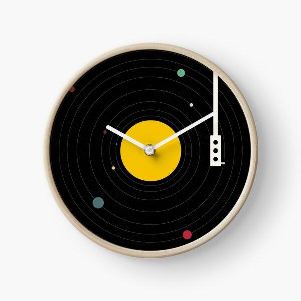 Music Everywhere Clock