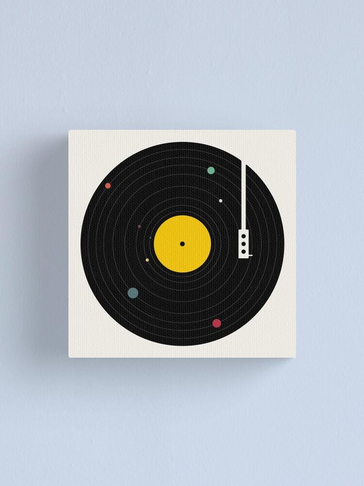 Music Everywhere Canvas Print By Florentbodart Redbubble