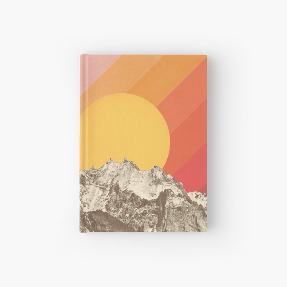 Mountainscape #1 Hardcover Journal