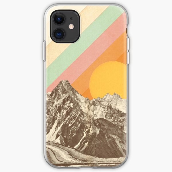 Mountainscape #1 iPhone Soft Case