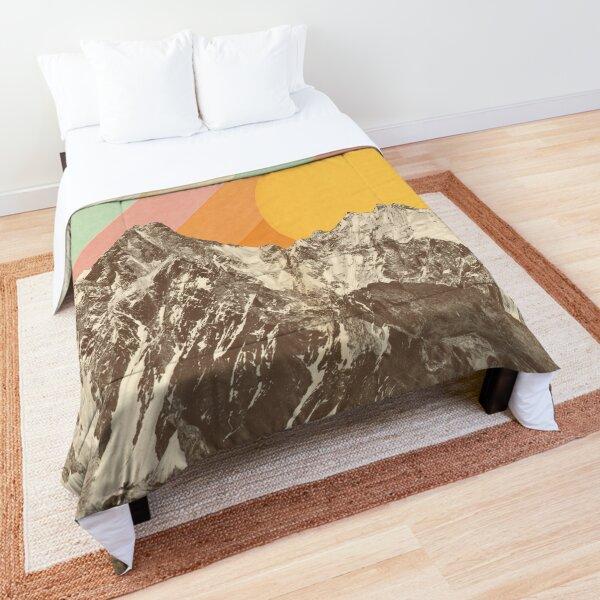 Mountainscape #1 Comforter