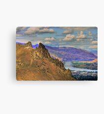 Wenatchee Valley Canvas Print