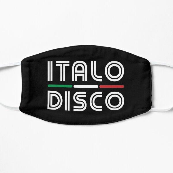 Italo Disco  Flat Mask