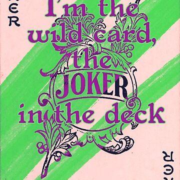 Wild Card by ekahnicole