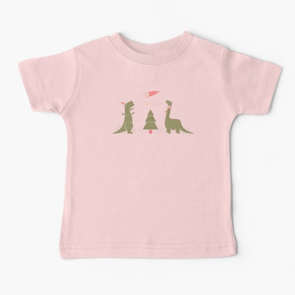 Merry Extinction Baby T-Shirt