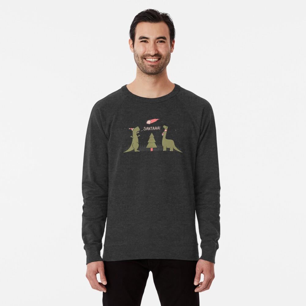Merry Extinction Lightweight Sweatshirt