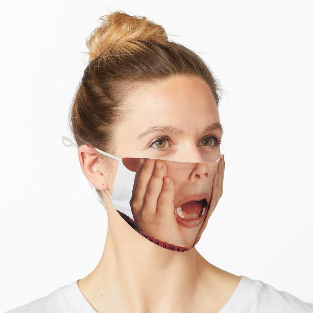 Kevin McCallister Shocked Face (Mask, Accessories etc.) Mask