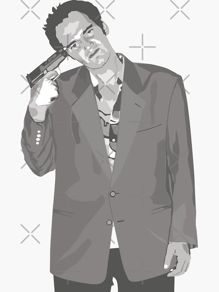 Don't kill (Quentin Tarantino) by mayerarts
