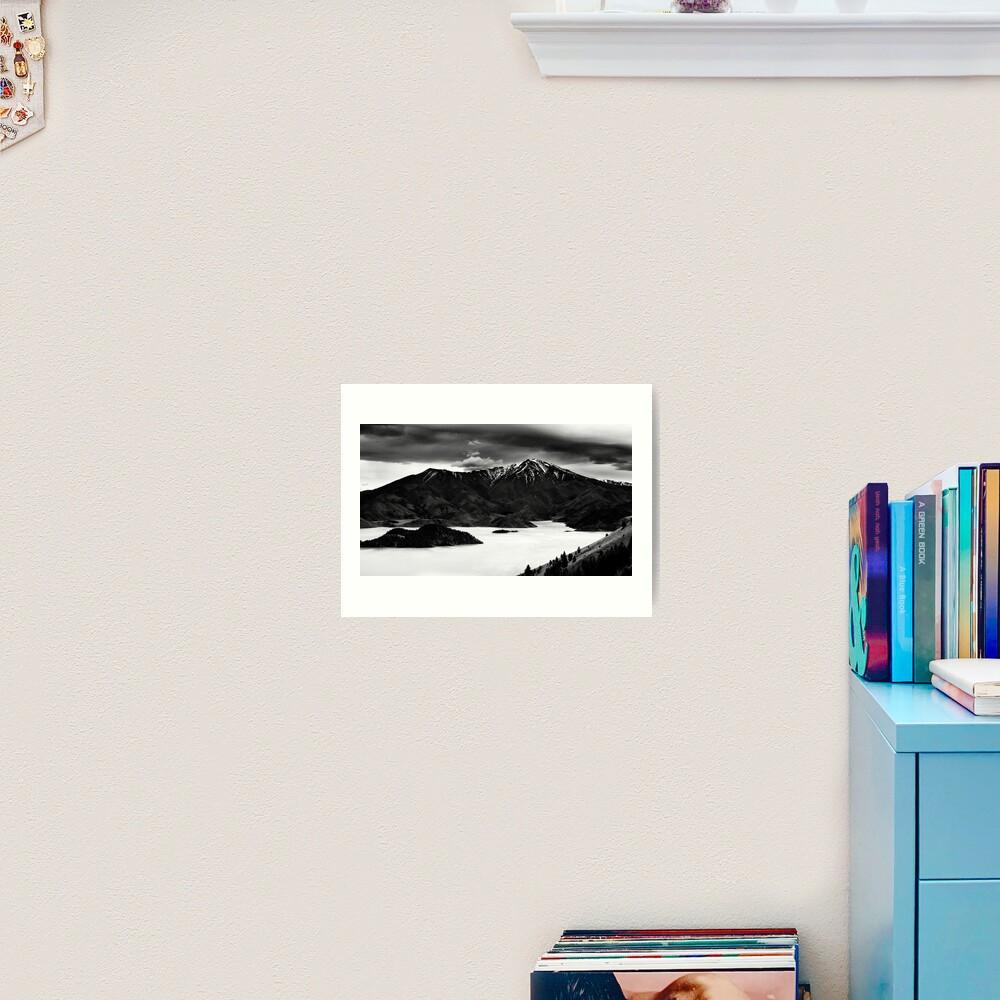 Avimore NZ Art Print