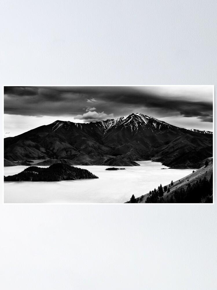 Alternate view of Avimore NZ Poster
