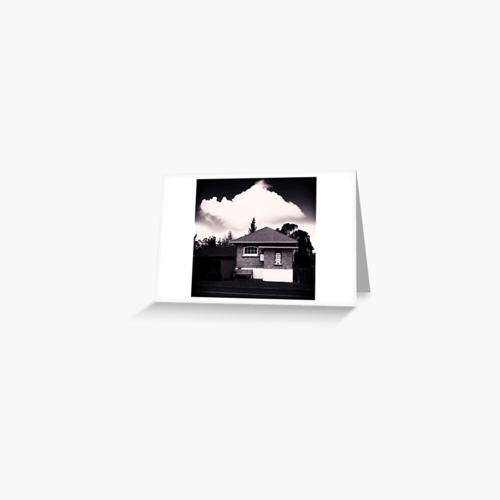 Little Library - Outram NZ Greeting Card