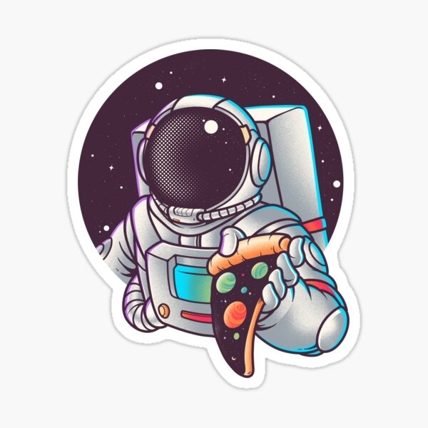Cosmic Pleasure Sticker