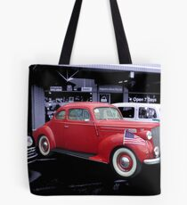 1937 Packard Coupe Tote Bag