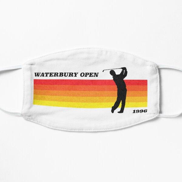 Waterbury Open   Happy Gilmore Inspired   Retro Style Flat Mask