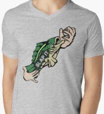 Slap Da Bass Men's V-Neck T-Shirt