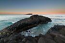 """The Giant's Causeway"" ∞ Fingal Head, NSW - Australia by Jason Asher"