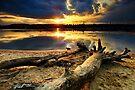 The Last Sunset by Anton Gorlin