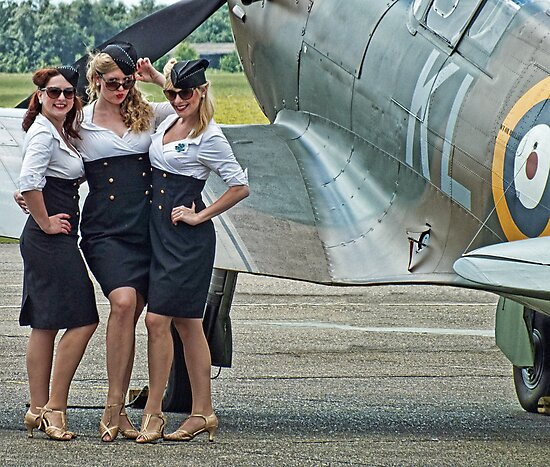 Warbirds ! by Colin  Williams Photography