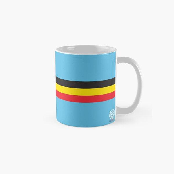 Bandes de Champion National de Belgique Mug classique