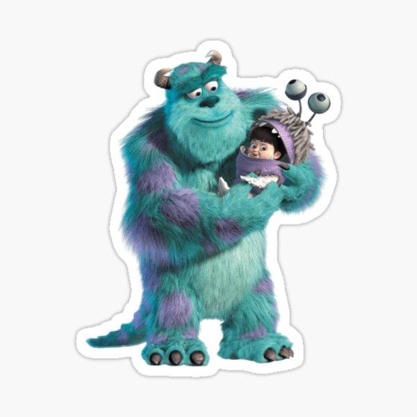 Sully and boo  Sticker