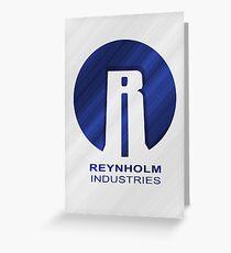 Reynholm Industries Greeting Card
