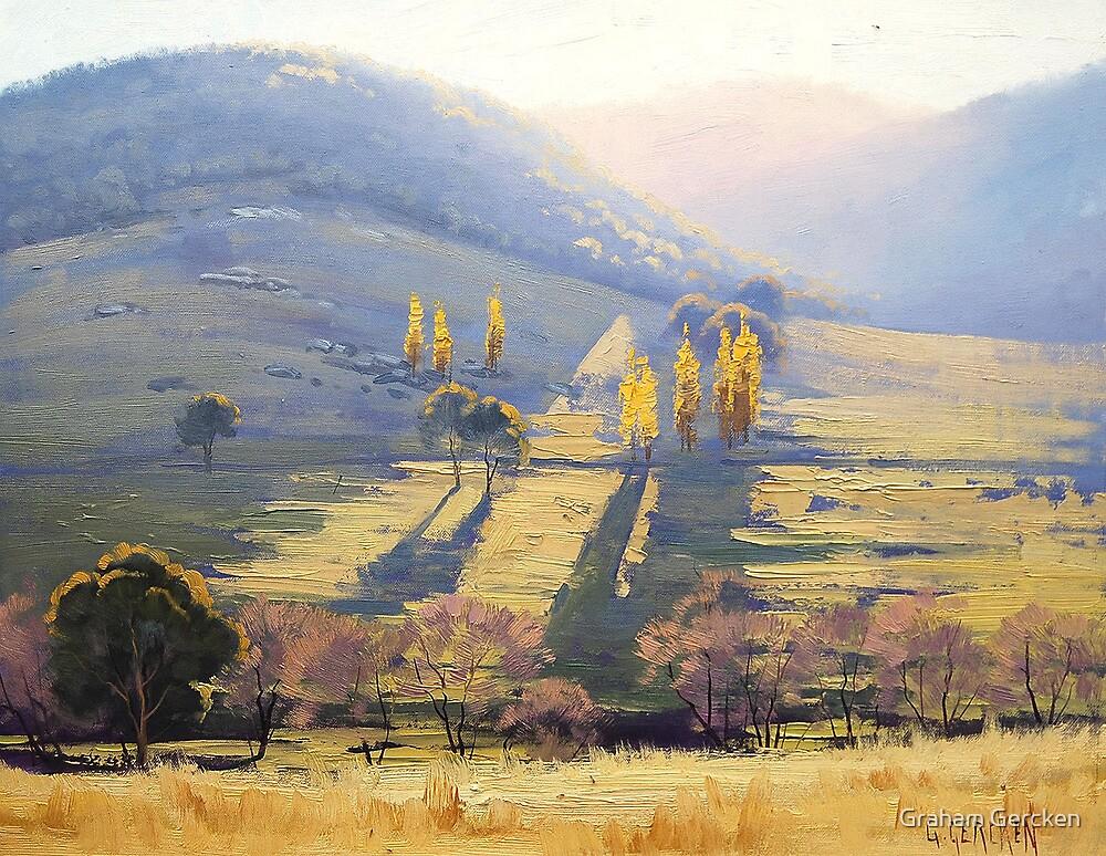 Afternoon Tarana , nsw by Graham Gercken