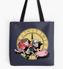 The Adventures of the Mystery Twins Tote Bag
