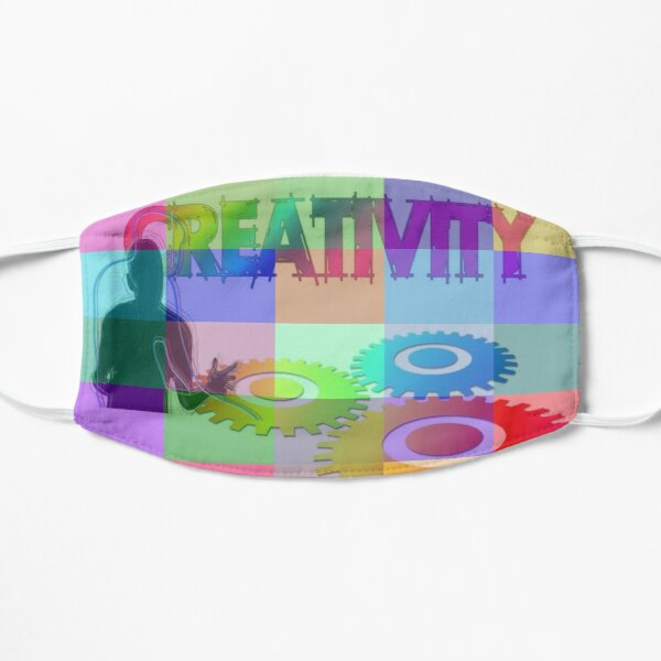 Face Protection Colorful Creativity Gears Mask