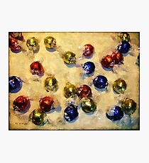 Tinfoiled Truffles Photographic Print