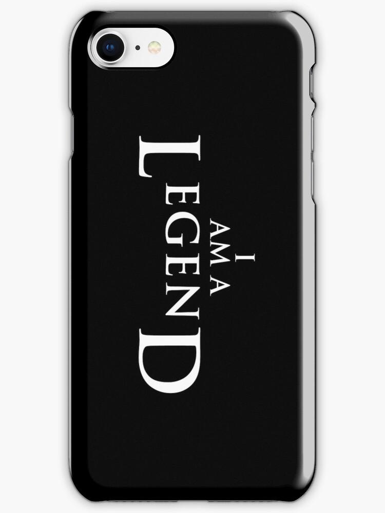 I AM A LEGEND - Dark Version by techwiz
