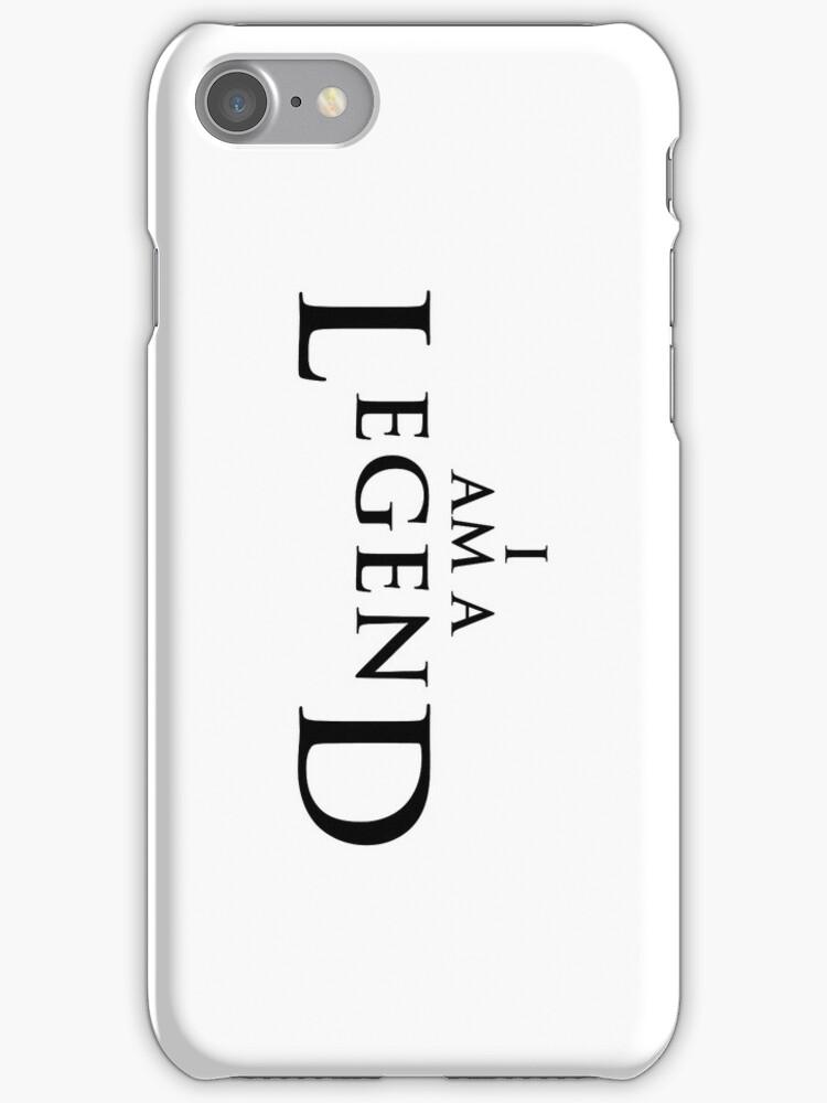 I AM A LEGEND - Light Version by techwiz
