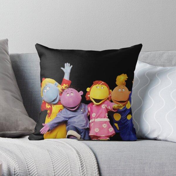 Tweenies Throw Pillow