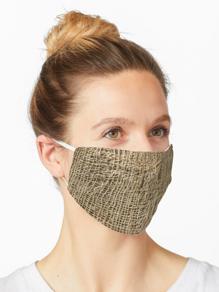 "Sackcloth"" Mask by sisifo 