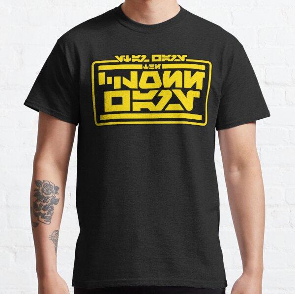 The Clone Wars (Aurebesh) Classic T-Shirt