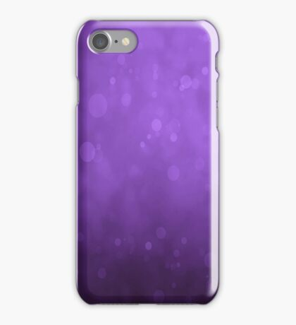 Abstract violet/purple stylish iphone case iPhone Case/Skin