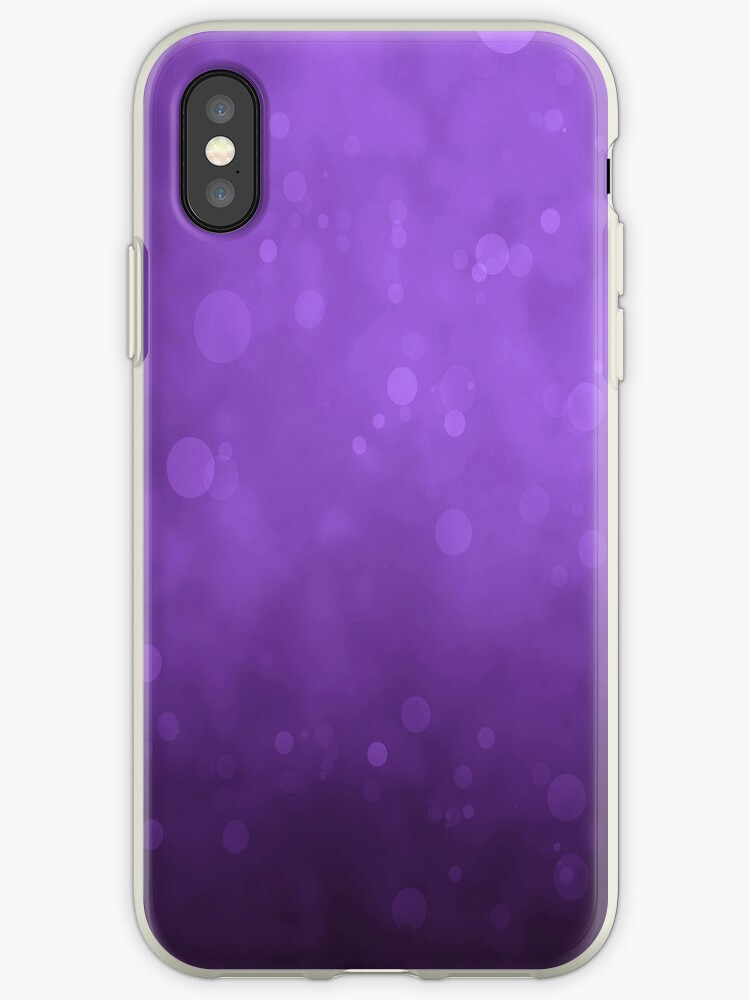 Abstract violet/purple stylish iphone case by nishagandhi