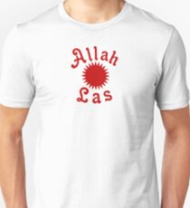 Allah Las Sun Drawing T-Shirt