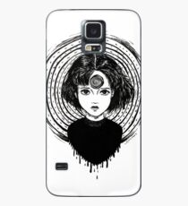the spiral obsession  Case/Skin for Samsung Galaxy